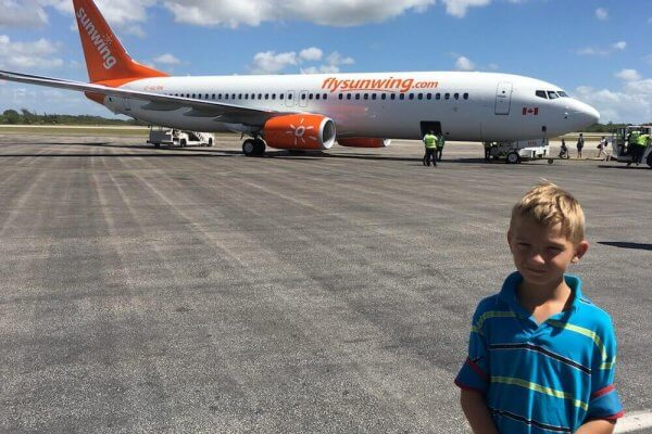 My Family Spent ~$480 Each for Flights + 7 All-Inclusive Nights in Cuba: Part 2 – Sunwing Flights From Toronto to Holguin
