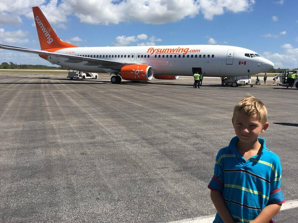 My Family Spent 480 Each For Flights 7 All Inclusive Nights In Cuba Part 2 Sunwing Flights From Toronto To Holguin
