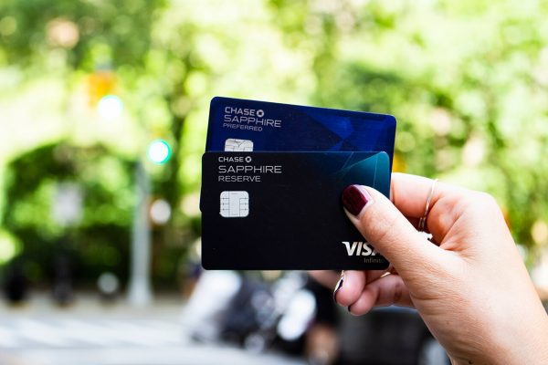 Chase Sapphire Preferred Card and Chase Sapphire Reserve