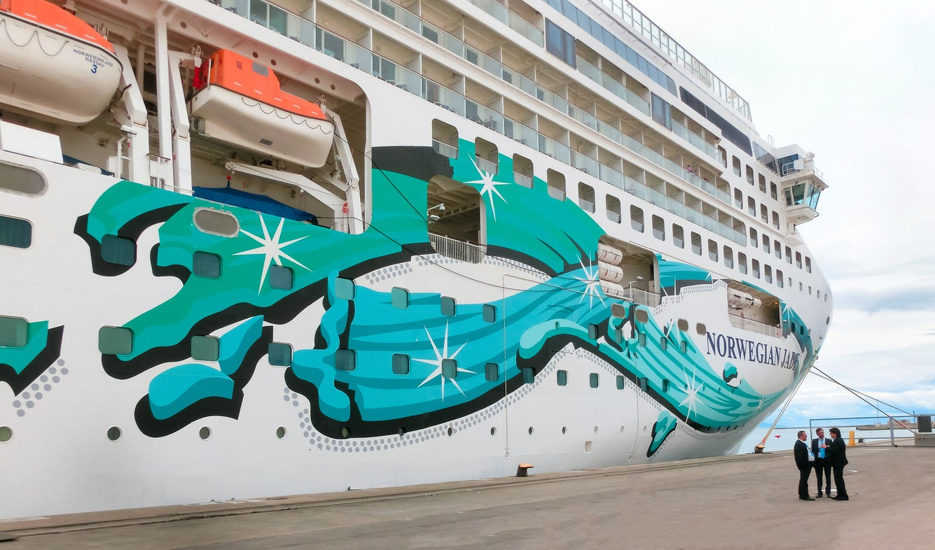 Don't Be Like Me – Let Norwegian Cruise Lines Introduce You to Jon Bon Jovi the Right Way!