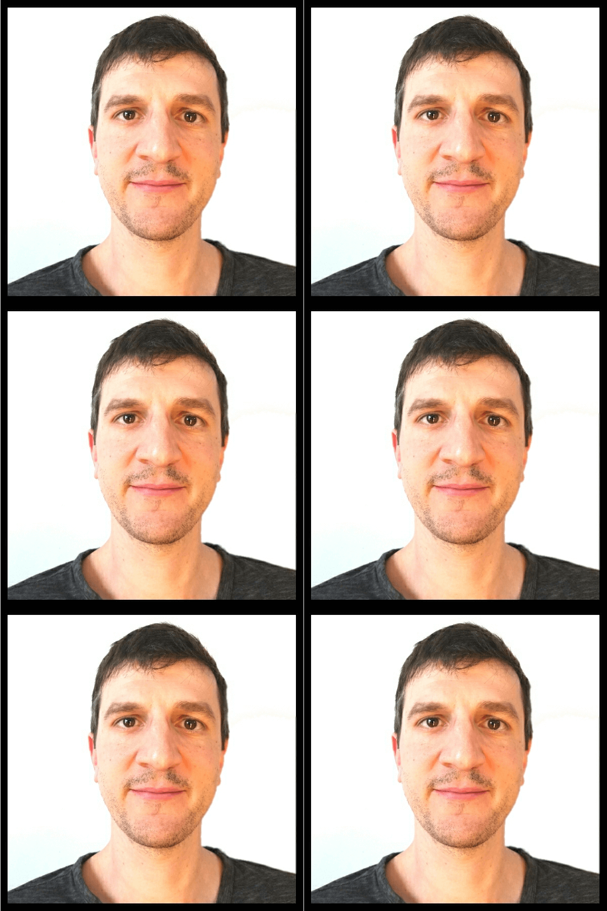 How to Get Your Passport Photos for Next to Nothing!