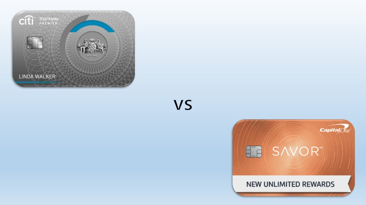 What's the Best Card for Entertainment and Dining?  Capital One Savor vs Citi ThankYou Premier