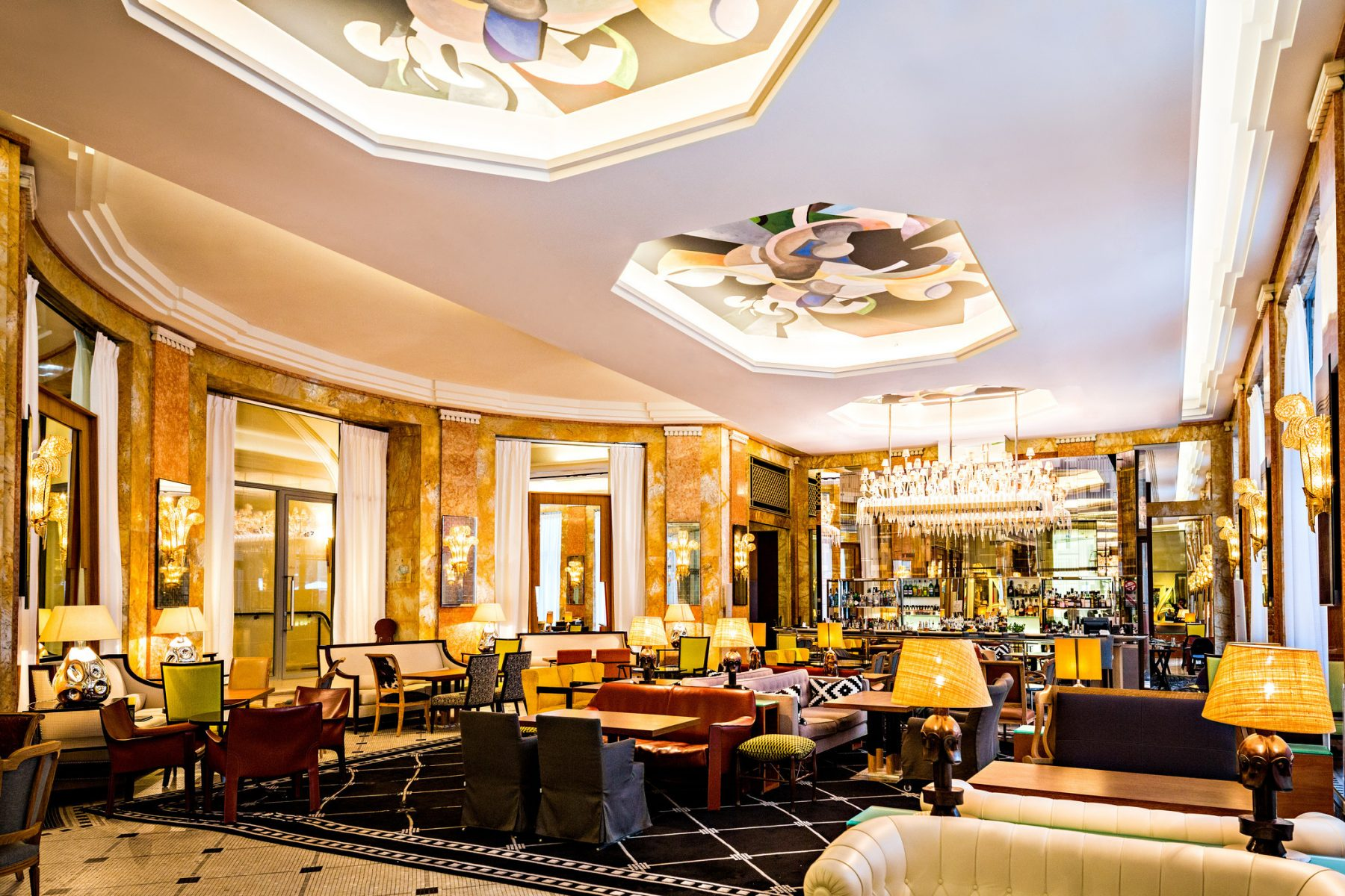Luxury is The Only Word To Describe This Hotel. Only Steps Away From The Famous Champs-Elysee, You Will Be In The Heart of Paris