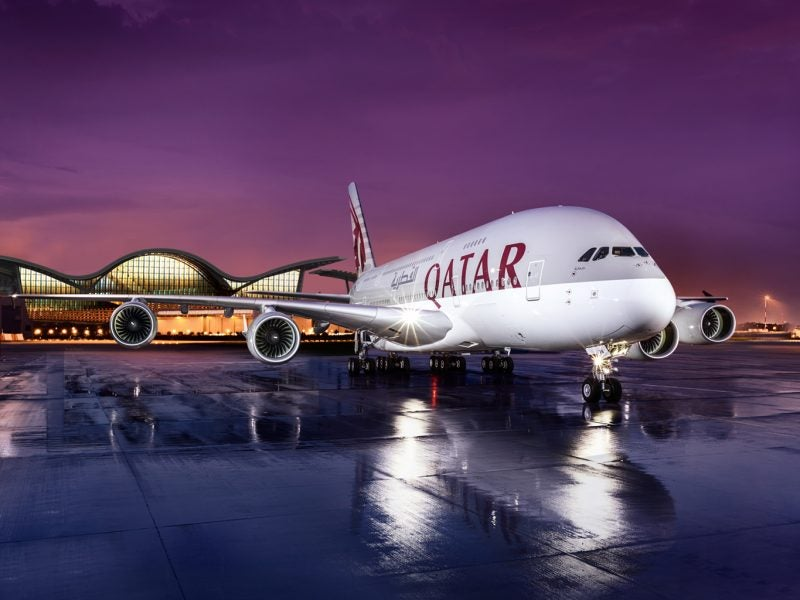 You Don't Need to Fly American Airlines to Earn American Airlines Miles. Try Qatar Airlines With its New Luxurious A380 Planes for Long International Flights.
