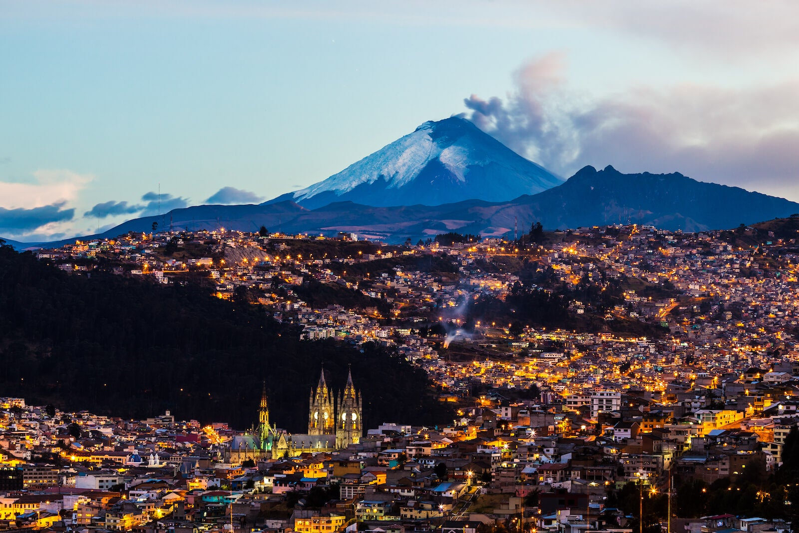 Delta award sale to South America from 20,000 miles round-trip