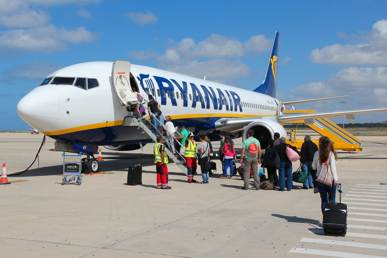 Ryanair Cancels 190 Flights Ahead of Friday's Planned Strike