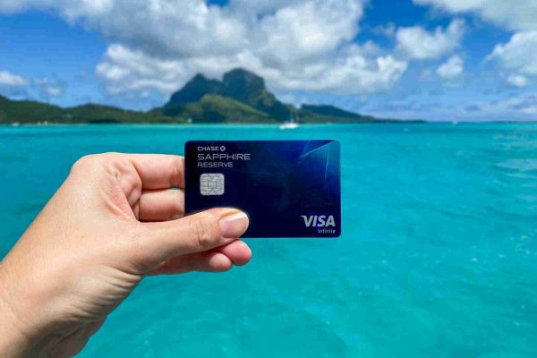 What counts as travel with Chase Sapphire Reserve?