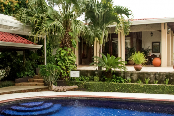 My Favorite Hotel Near the San Jose, Costa Rica Airport: Only ~$75/Night
