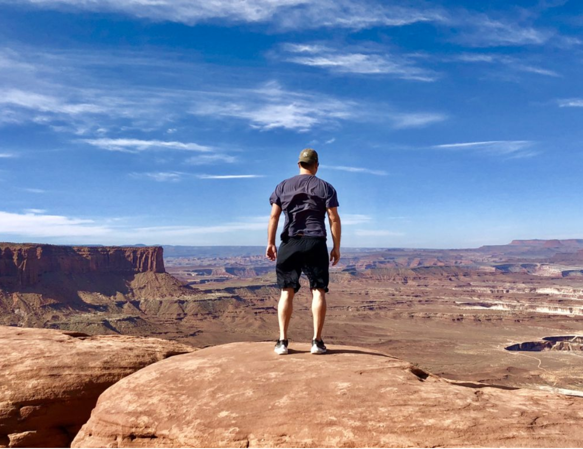 This Inspiring World Traveler Visited ALL 60 US National Parks