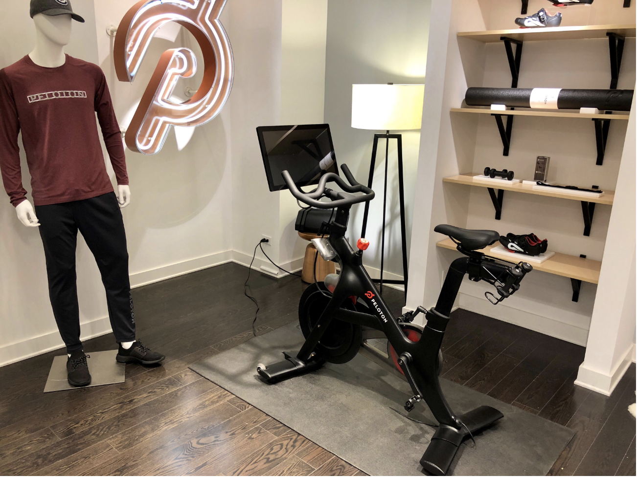 Why I strategically paid for a $2,000 Peloton bike with the Sapphire Reserve Card