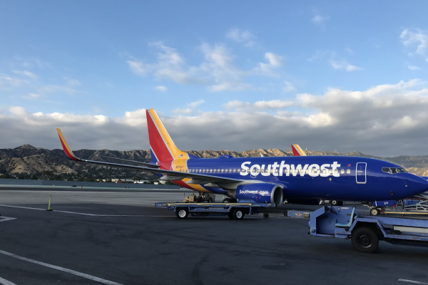 Government Shutdown Delaying Approval of New Southwest Flights to Hawaii