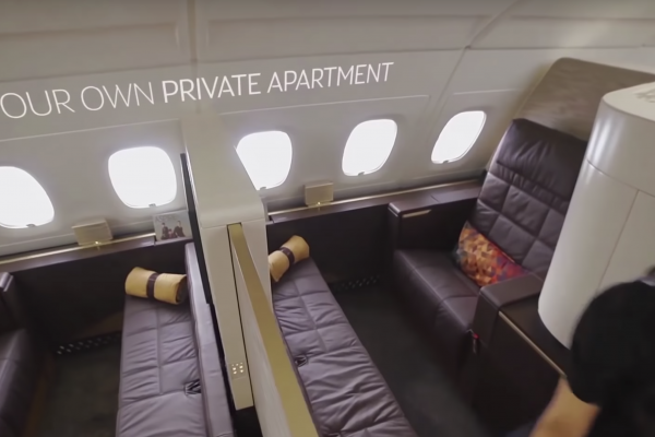 How to Fly inEtihad's ~$16,000 First Class Apartment Suites Using the Best Travel Credit Cards!