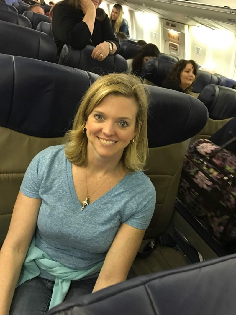 Southwest Plane Go to Travel Gal small