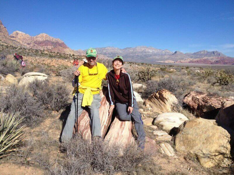 Success World Class Hiking Unparalleled Sunsets And Staying With A Circus Family Reader Linda Experienced It All In Las Vegas