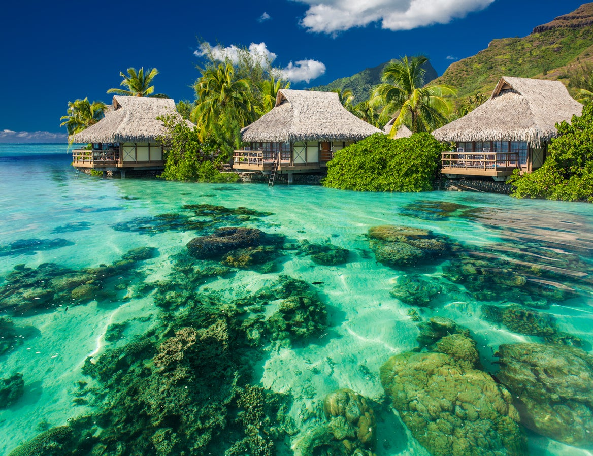 Today Only!  United Airlines Awards to Tahiti Starting at 42,000 Miles Round-Trip!