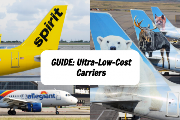 A Guide to Surviving Ultra-Low-Cost Carriers (Airlines Like Spirit, Frontier, and Ryanair)