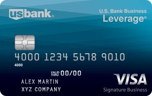 U.S. Bank Business Leverage® Visa Signature® Card