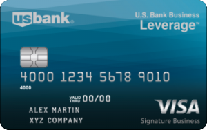 U.S. Bank Business Leverage™ Visa Signature® Card