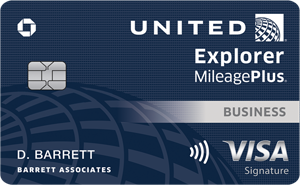 United℠ Explorer Business Card