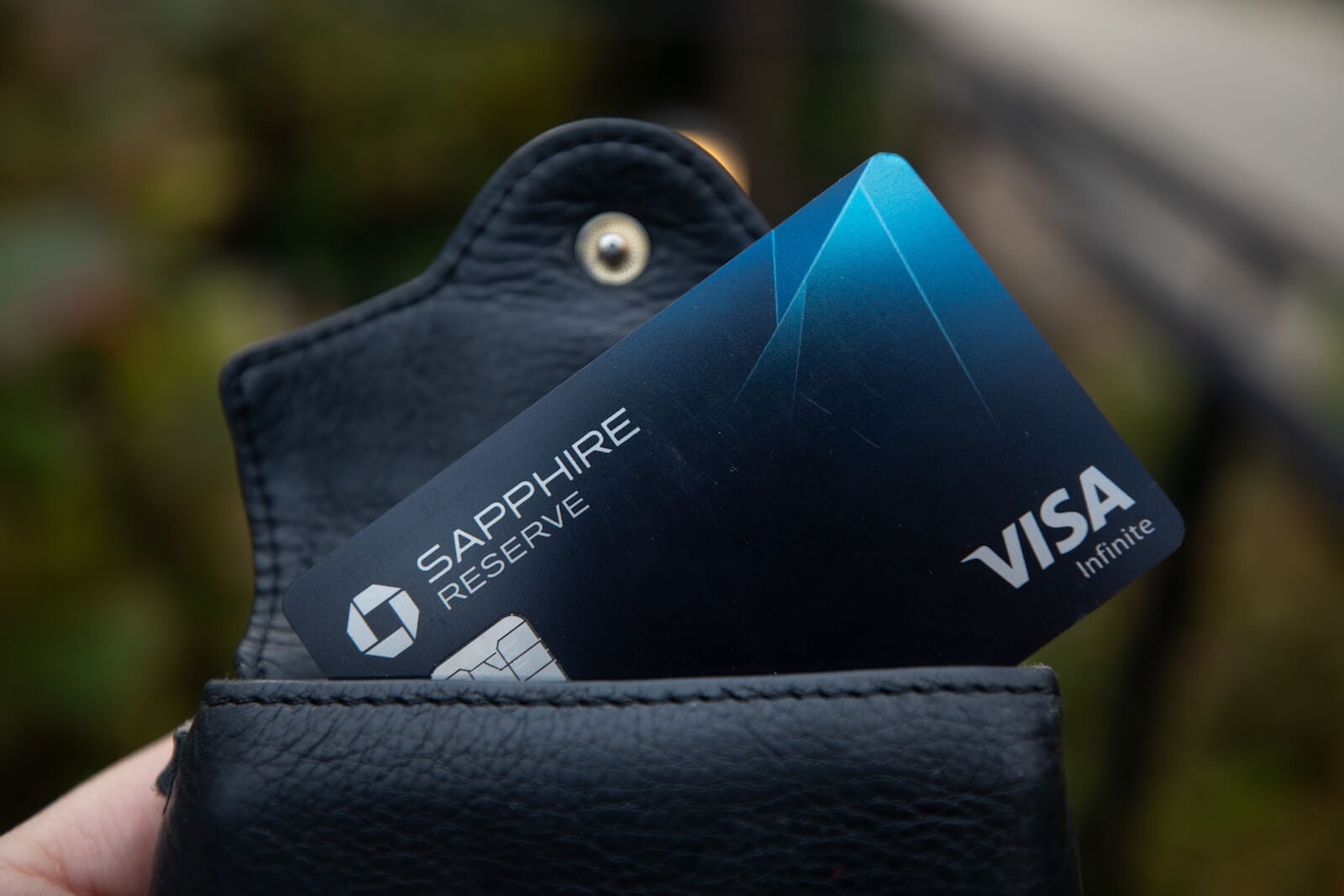 Guide to Visa Infinite card benefits