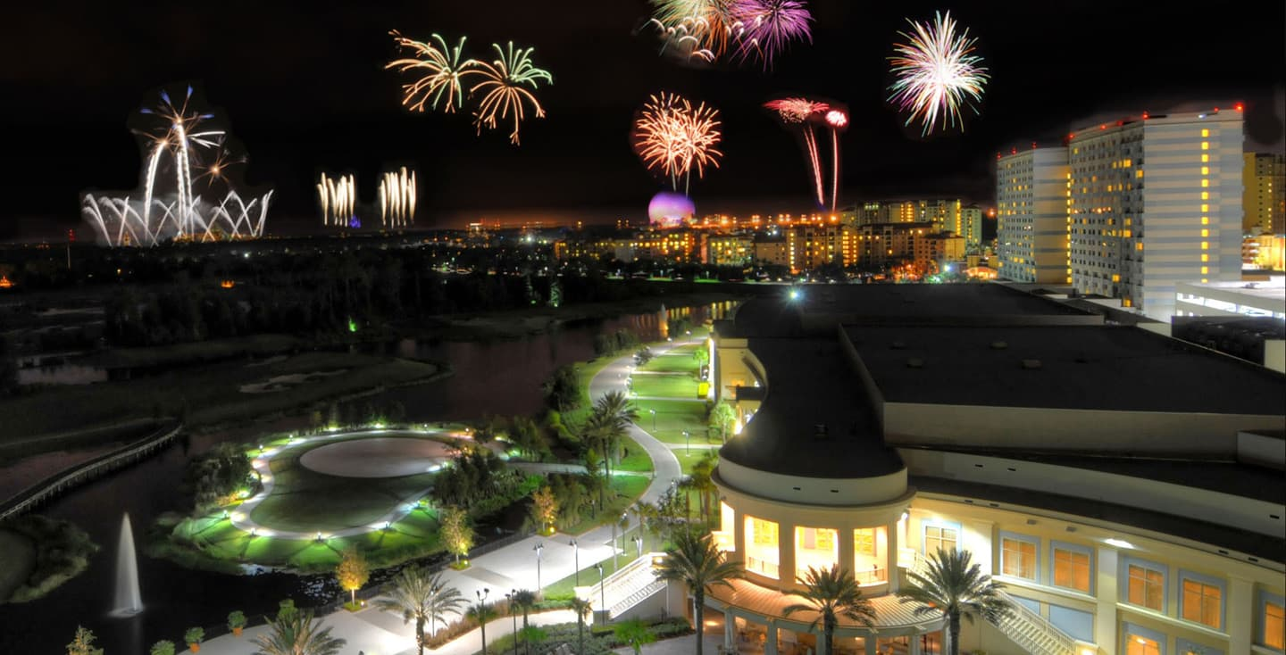 Waldorf Astoria Orlando is A Luxurious Option That is Still Close Enough To Enjoy The Fireworks