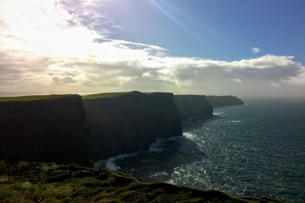 Sweet spot: Fly to Ireland from eight U.S. cities for only 13,000 British Airways Avios points each way!