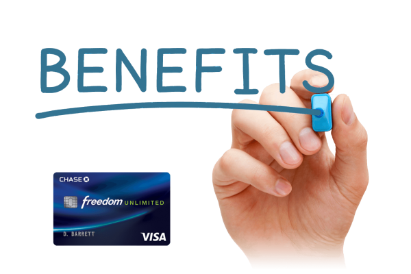 A Simple No-Annual-Fee Credit Card That Offers Benefits for Everyone: The Chase Freedom Unlimited
