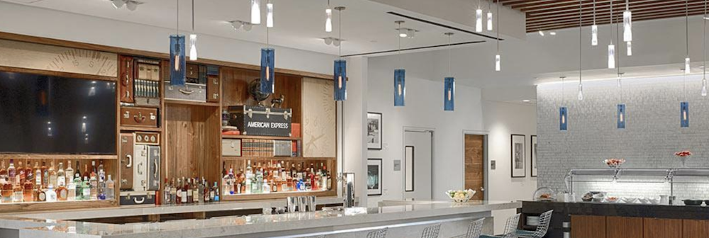 What's Happening Now at This AMEX Centurion Lounge Needs to Happen at All Airport Lounges ASAP