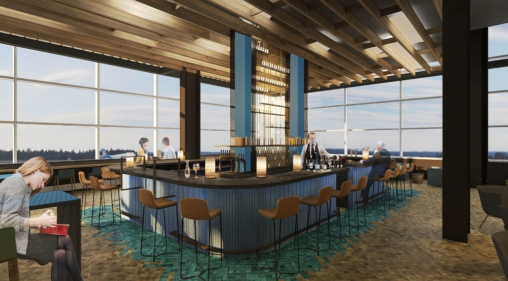 Upgraded!  Here Are 3 New Features Coming to Alaska Airlines Lounges!