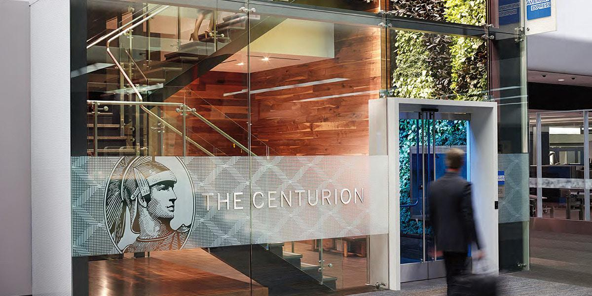 American Express Is Adding Another New Posh Centurion Lounge!