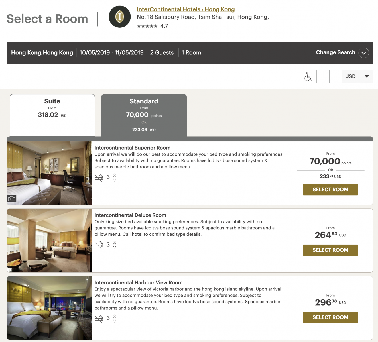 IHG Points Value: How to Save the Most Money on Your Next
