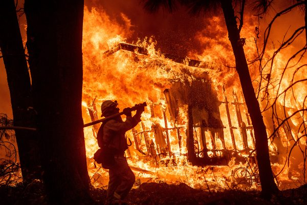Earn Up to 1,000 United Airlines Miles by Donating to California Wildfire Relief & Get a Year-End Tax Deduction Too
