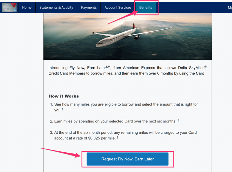 Current Cardholders Can Request Access Through the Benefits Section of Their AMEX Account Online.