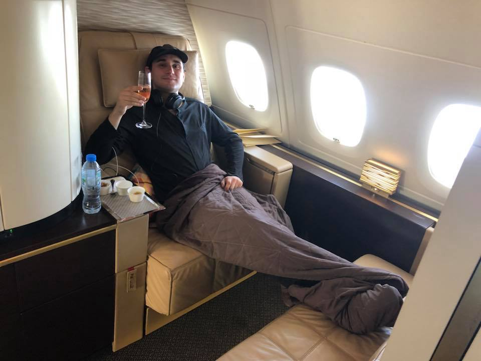 How I Booked ~$8,300 Worth of First Class Flights in Etihad Apartments Using Marriott Points (With an Extra Business Class Flight From South Africa for Free!)