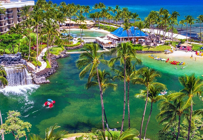 Hilton Waikoloa Village is a Destination Resort in Hawaii
