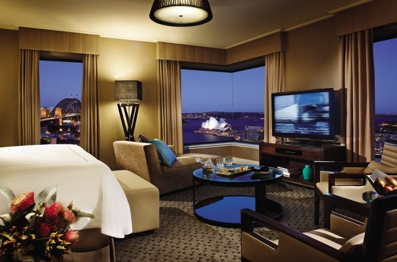 With Platinum Elite Status, You can get Upgraded to an Enhanced Room for Free, Like a Room With a Premium View of the City.