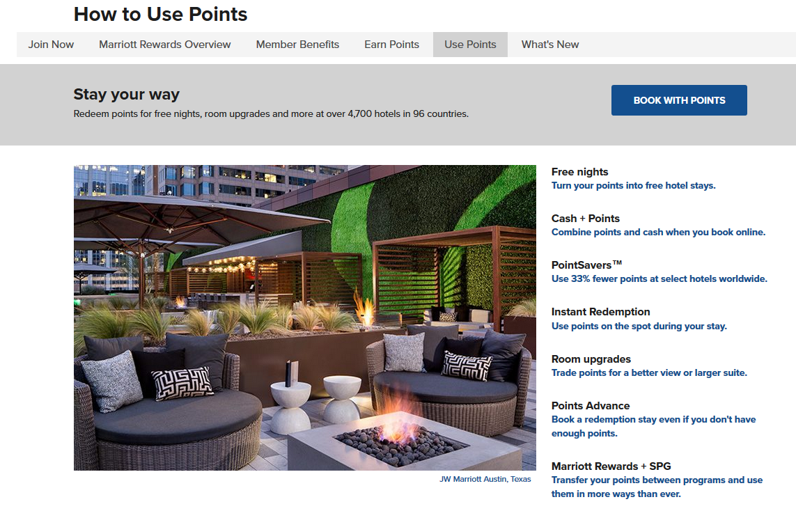 Starwood Preferred Guest® Credit Card from American Express: