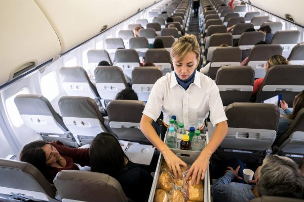 Tipping On a Plane – American Airlines Flight Attendants Are in Favor – Are You?
