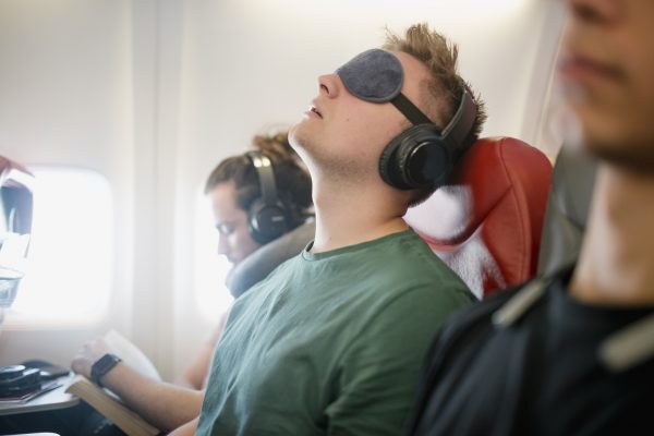 How to Deal With a Chatty Seatmate on an Airplane