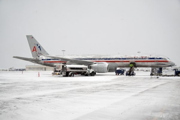American Airlines Is Making It Harder for Coach Passengers to Get Rebooked After a Flight Delay or Cancelation