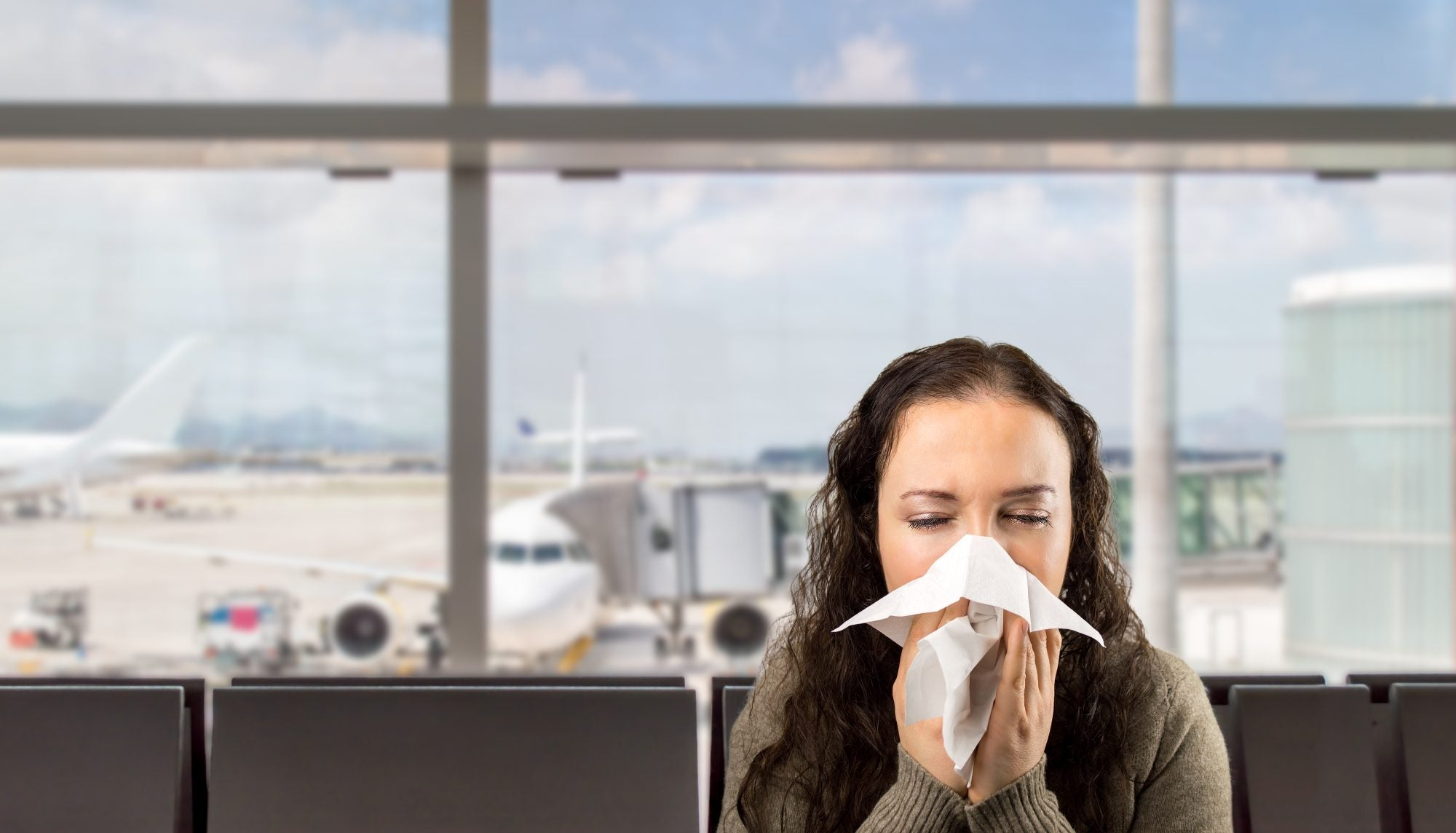1 in 5 Passengers Get Sick on Every Flight – Here Are 10 Tips to Stay Healthy on Your Next Flight