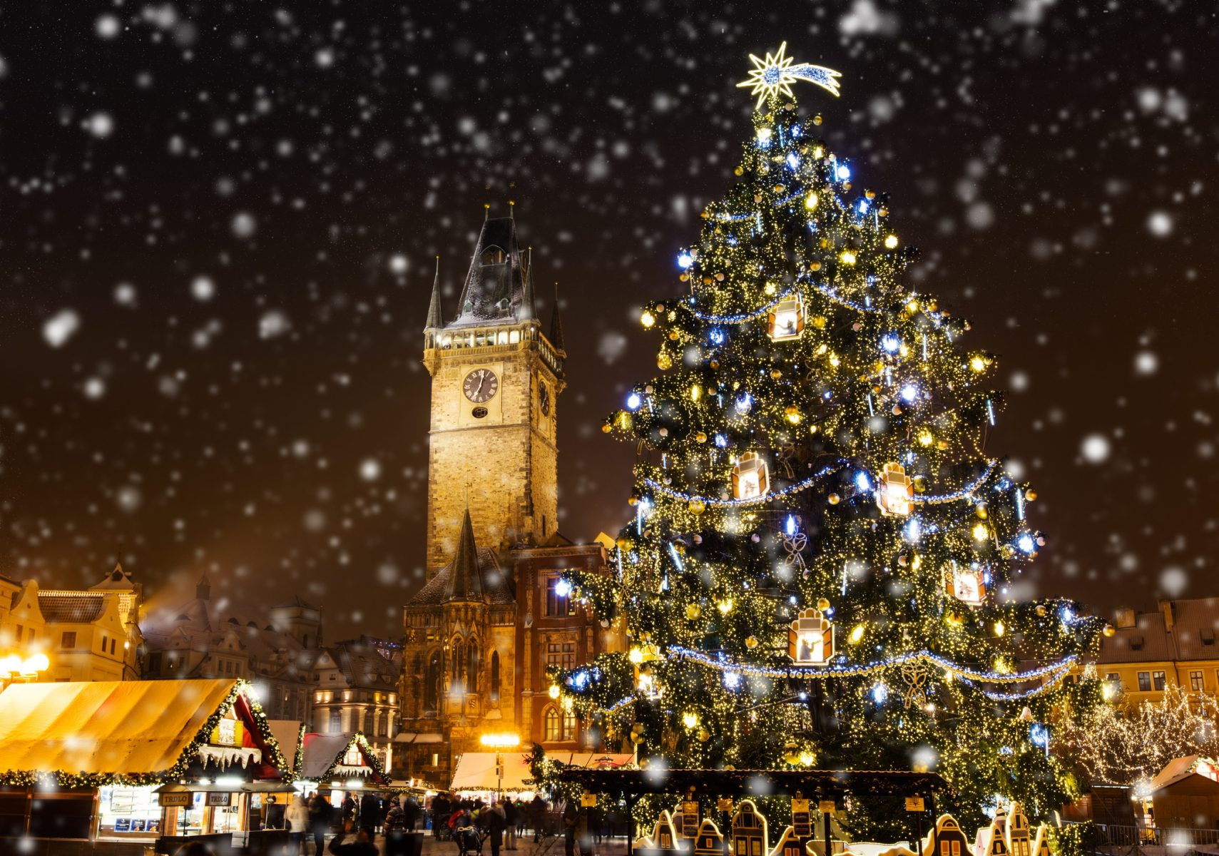 #TisTheSeason! Use the 80,000-Point Ink Business Preferred Sign-Up Bonus to Visit the Best Christmas Markets in Europe