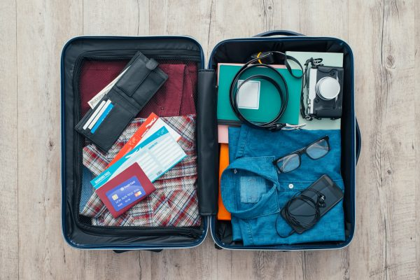 The ultimate travel packing list: Everything to bring on your next trip