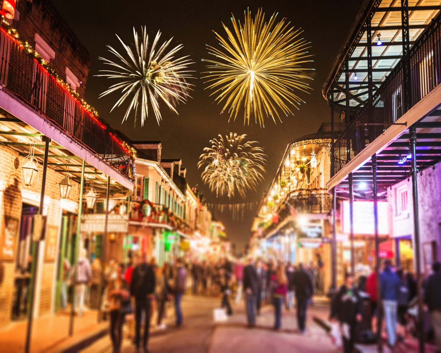 9 Best US Cities to Celebrate New Year's Eve (Sorry, New ...