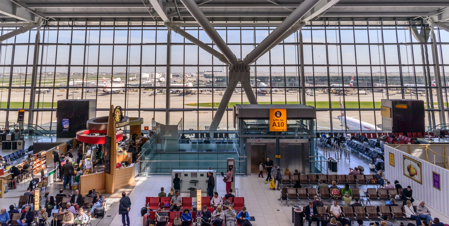 Heathrow's Online Flight Connections Planner Is a Handy Travel Tool You Might Not Know About!