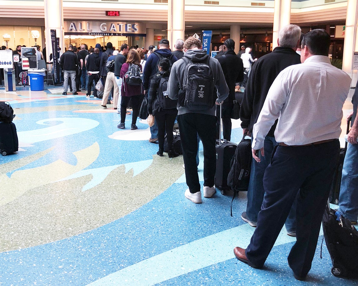 Don't lose time at the airport: How to renew TSA PreCheck and Global Entry