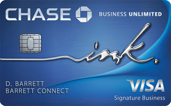 New! Ink Business Unlimited℠ Credit Card