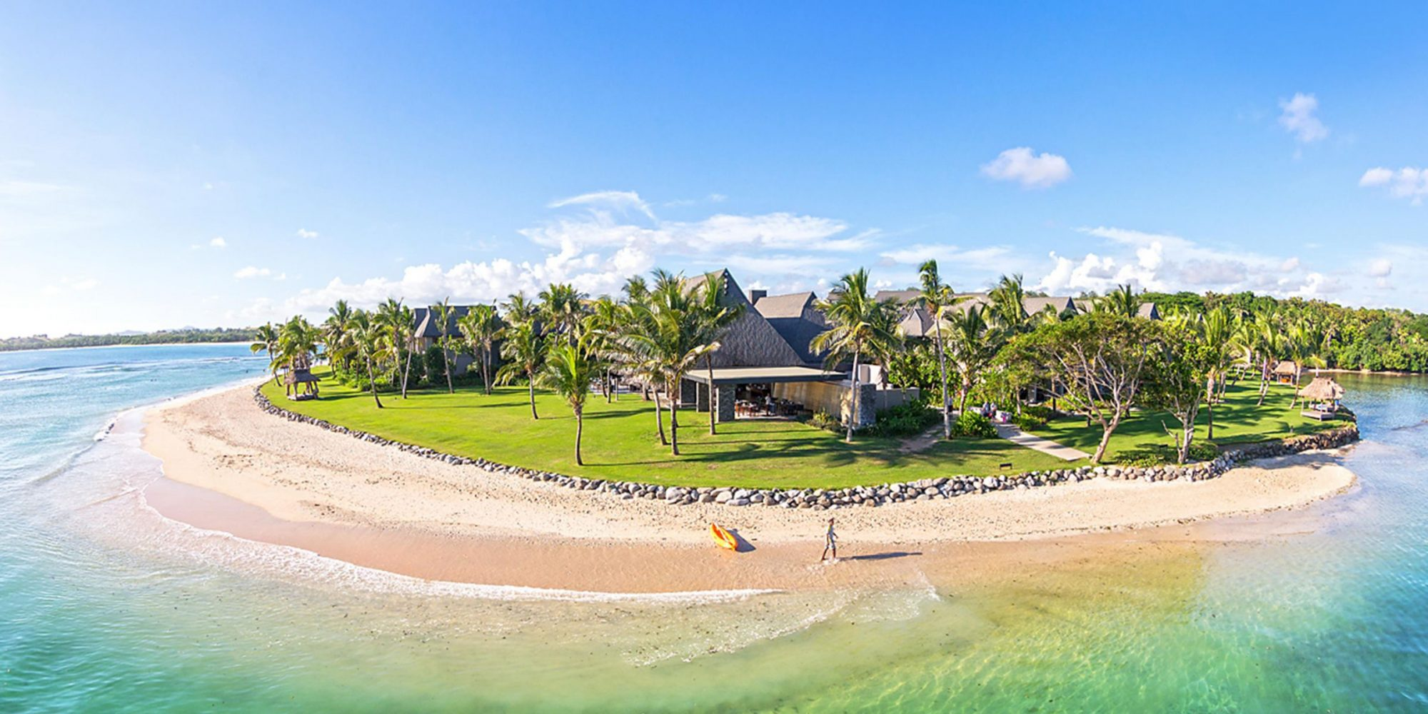 Earn 2 Award Nights at the Beautiful InterContinential Hotel & Golf Resort in Fiji