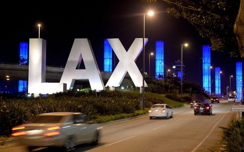 American Airlines Offers Many Flights to LAX, Which is a Great Destination for Many Different Souther California Destinations Like San Diego, Los Angeles, and Disneyland
