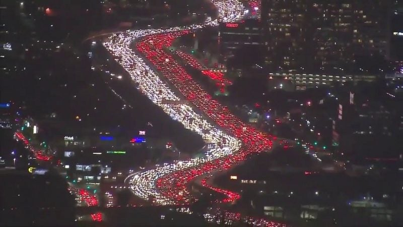 Los Angeles is Famous for Its Traffic. Something to Consider Before Renting a Car
